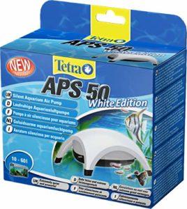 Tetra Pompe à Air pour Aquarium APS Blanc 50 L