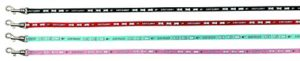 Trixie Harnais avec Laisse pour Petits Lapins Nylon 20-33 cm/8 mm 125 M – Coloris aléatoire
