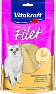 Vitakraft–Snack Premium Filet – Lot de 7